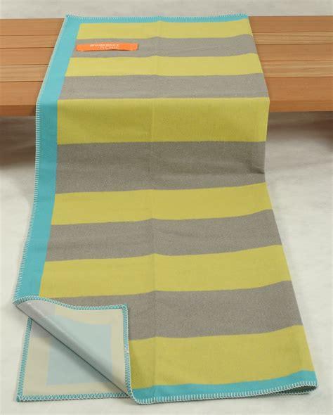 picknickdecke baumwolle beschichtet decke david fussenegger picknickdecke sylt 130x180cm 4132