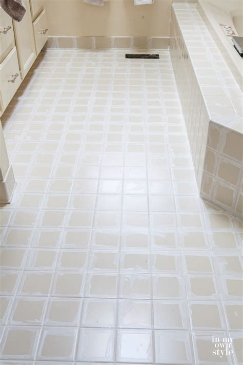 how to whiten bathroom grout the fast easy way to whiten tile grout in my own style