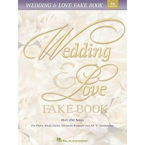 pretend a marriage books hal leonard wedding book 5th edition