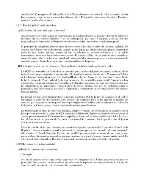 ley 5827 poder judicial declaraciones juradas unidad 13 competencia del poder judicial federal