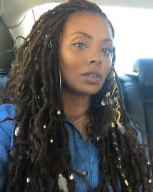 how to wear protective hairstyle on dreads pinterest neissaluv hair pinterest locs faux locs