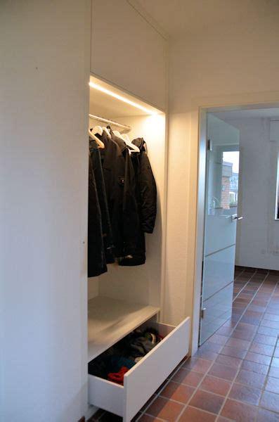 Kleiderschränke Für Dachschrä 2673 by Garderobe Unter Offener Treppe