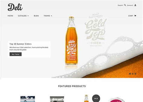 shopify themes troop blockshop shopify theme nominee march 18 2014