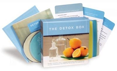 Detox Box India the detox box by hyman