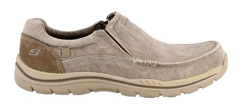 mens wide casual shoes skechers expected avillo on shoe wide width mens casual