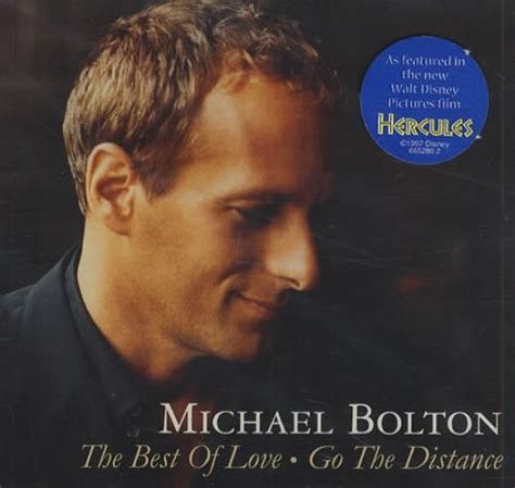 michael bolton the best of michael bolton the best of austrian 5 quot cd single
