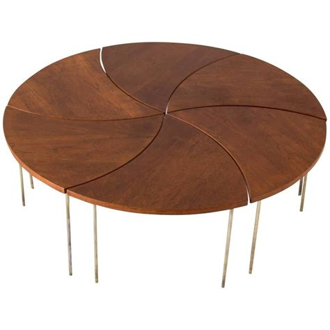 modular coffee table modular coffee table by peter hvidt and orla m 248 lgaard