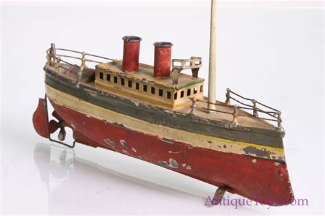 toy boat for sale carette tin boat for sale sold antique toys for sale