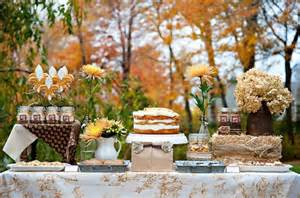 Galvanized Vases Hunted Wedding Inspiration Autumn Harvest Wedding