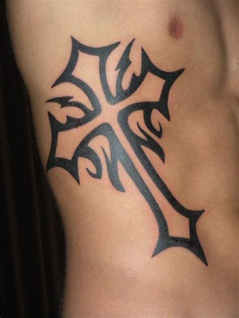 body tattoo cross 22 eye catchy cross tattoo ideas for men styleoholic
