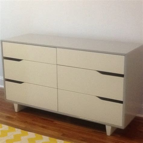 paint ikea dresser ikea mandal dresser painted grey kids rooms pinterest