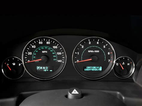 image 2009 jeep commander rwd 4 door limited instrument cluster size 1024 x 768 type gif
