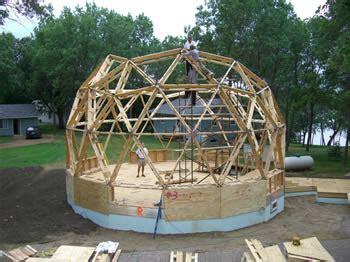 super wal dome pre cut shell framing kit (no exterior