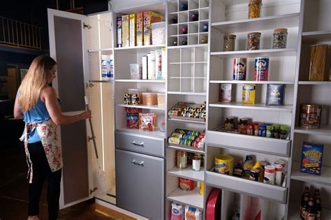 Closets To Go by Closets To Go Pered Pantry Organizer Pantry Storage