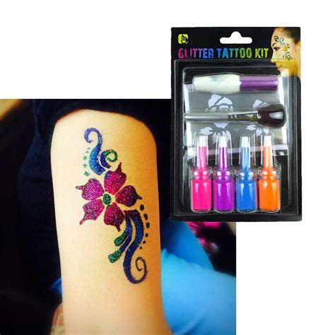 kit tattoo vendita online online get cheap kids tattoo kit aliexpress com alibaba