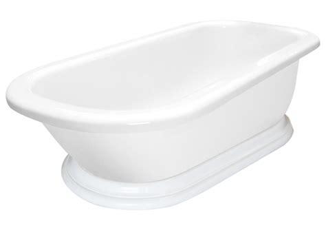 classic bathtub charlotte classic pedestal bathtub american bath factory