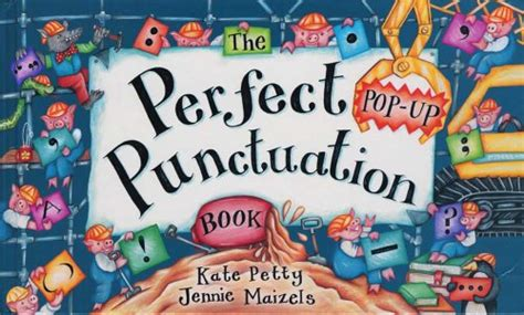 libro the perfect pop up punctuation booksaremylife on amazon com marketplace pulse