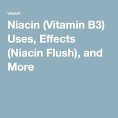 Niacin Detox Side Effects by Don T Be Scared Of A Niacin Flush Traditional For The