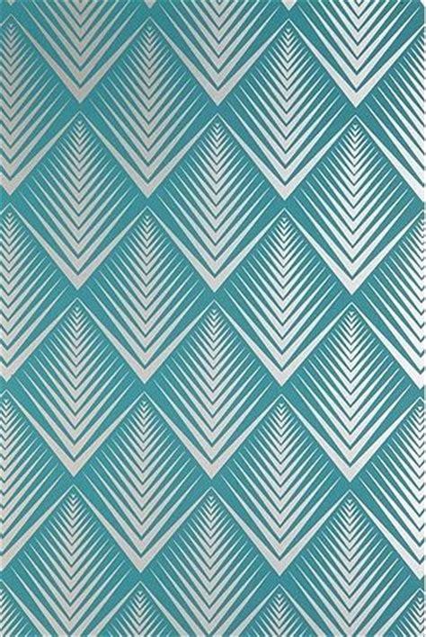 Diamond Pattern Ideas | blue diamond pattern wallpaper ideas love patrones y