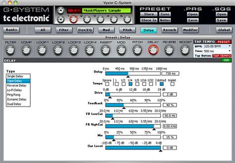 MusicPlayers.com: Tutorials > Guitar & Bass > Racks 101 ... Line 6 Pod Pro