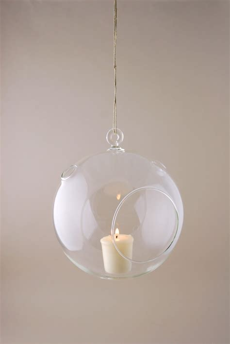 Hanging Candle Holders by Hanging Glass Candle Holder
