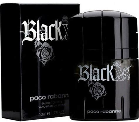 Parfum Original Paco Rabanne Black Xs price review and buy black xs by paco rabanne for
