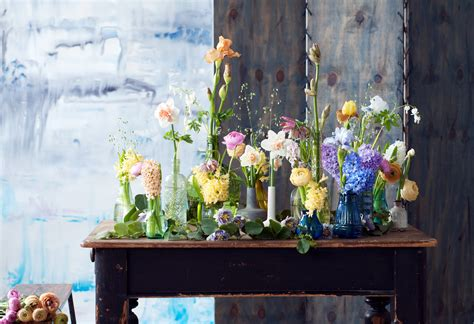 How To Do Spring Cleaning by Spring Flowers In The Flower Agenda For March Flower Council