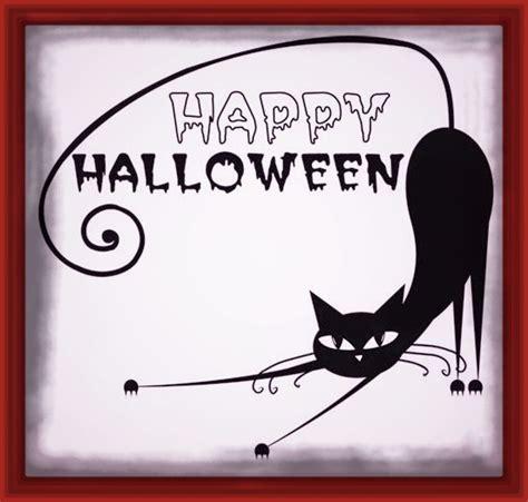 imagenes en negro de halloween hermosos dibujos gatos para imprimir dibujos de gatos