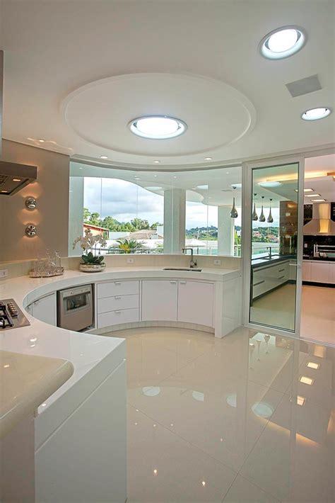 construindo minha casa clean 45 cozinhas americanas