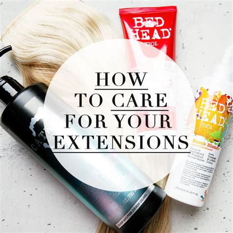 how to care for your hair extensions hair extensions care advice weft hair extensions