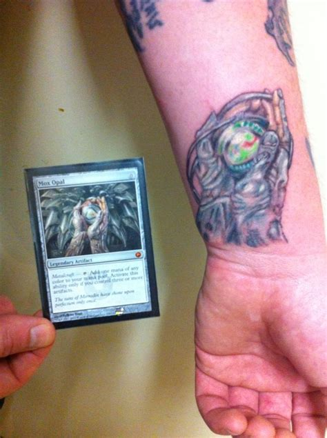 mox opal tattoo finished by mistryssc on deviantart