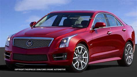 2014 Cadillac Ats Specs by 2014 Cadillac Ats V 2014 Cadillac Ats V Photos And Specs