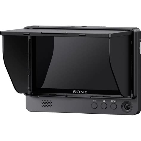 Hp Sony 5 Inchi sony clm fhd5 clip on 5 quot hd lcd on clmfhd5 b h