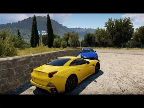 maserati california forza horizon2 ferrari california vs maserati