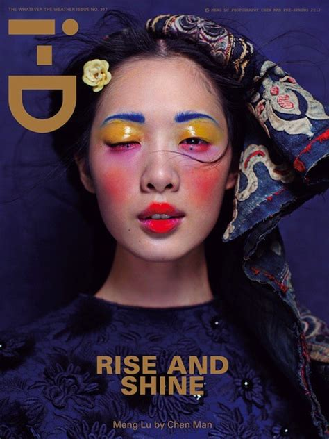 d magazine i d magazine covers by chen man