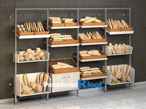 muebles para panaderia estanter 237 as de panaderia