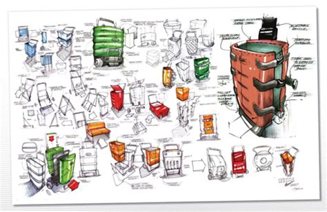 create drawing product design designsketching
