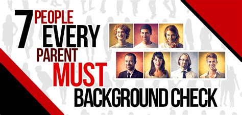 Illinois Background Check 7 Years 7 Every Parent Must Background Check Crime Wire