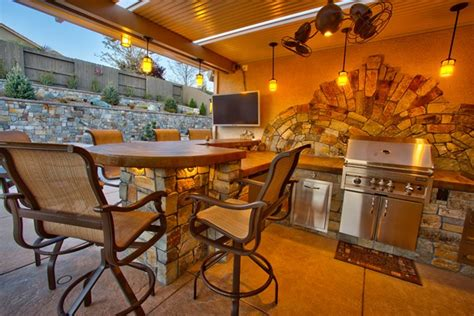 beautiful outdoor kitchens tips for beautiful outdoor kitchen in summers 2015