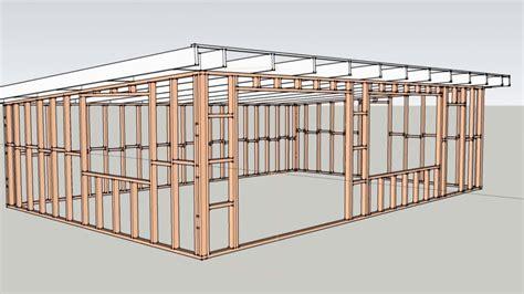 timber mart metal roofing steel frame flat roof detail frameswalls org