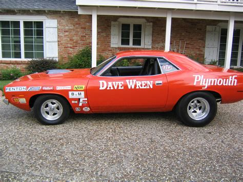 Dave Wren?s Super Stock 1970 Barracuda on eBay   Mopar Blog