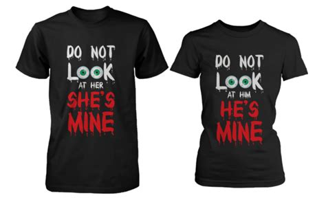 The Couples Clothing Shirts