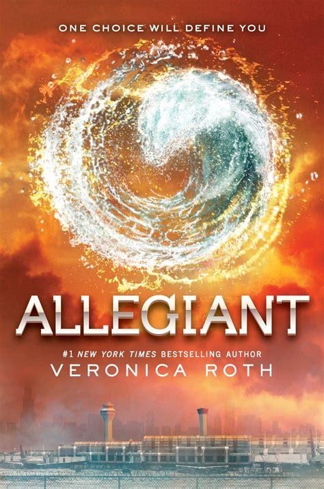 leal divergent trilogy allegiant allegiant official book cover divergent photo 34432244 fanpop