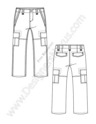 free jeans pattern illustrator fashion technical drawing 250 free vector fashion flat