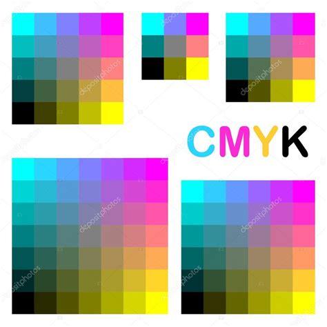 colores cmyk cmyk kleuren 1 stockvector 169 nata 124481398