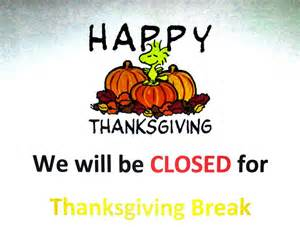 thanksgiving closed closed thanksgiving break west newbury of music