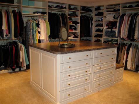 master closet  island traditional closet boston