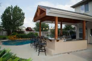 Bathroom Vanities Houston Texas Outdoor Kitchen And Patio Cover In Katy Tx Traditional