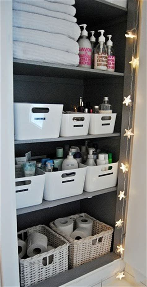 Bathroom Closet Organization Ideas 3 Princesses And 1 Dude 5 Idea For Getting The Home Organised