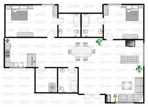 floor plan of a single storey bungalow by khailaffe on